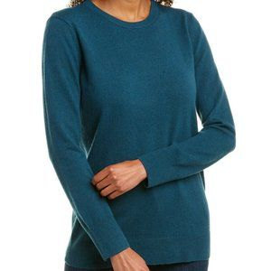 Equipment Knit Crew Neck Sweater Reflecting Pond M